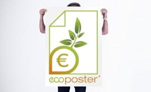 Poster reciclado