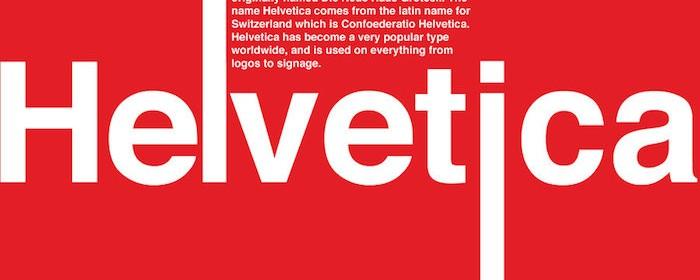 helvetica-tipografía