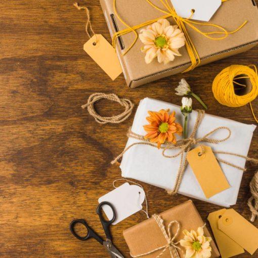 packaging personalizado de navidad