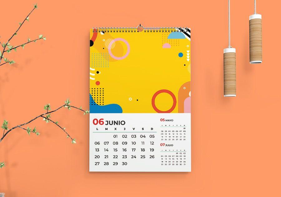 Calendarios 2022 personalizado exaprint