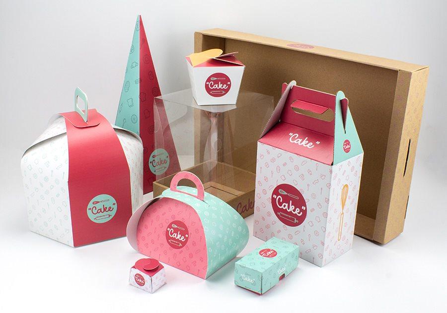 Cajas take away para restaurantes y pastelerías