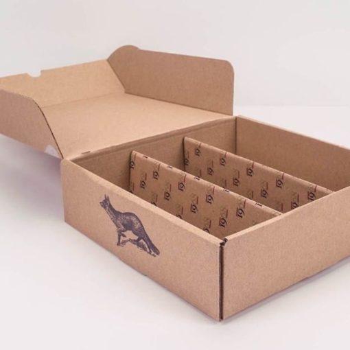 caja para cervezas